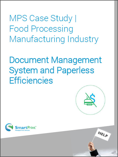 MPS Case Study Document Management System Paperless Food Processing Manufacturing
