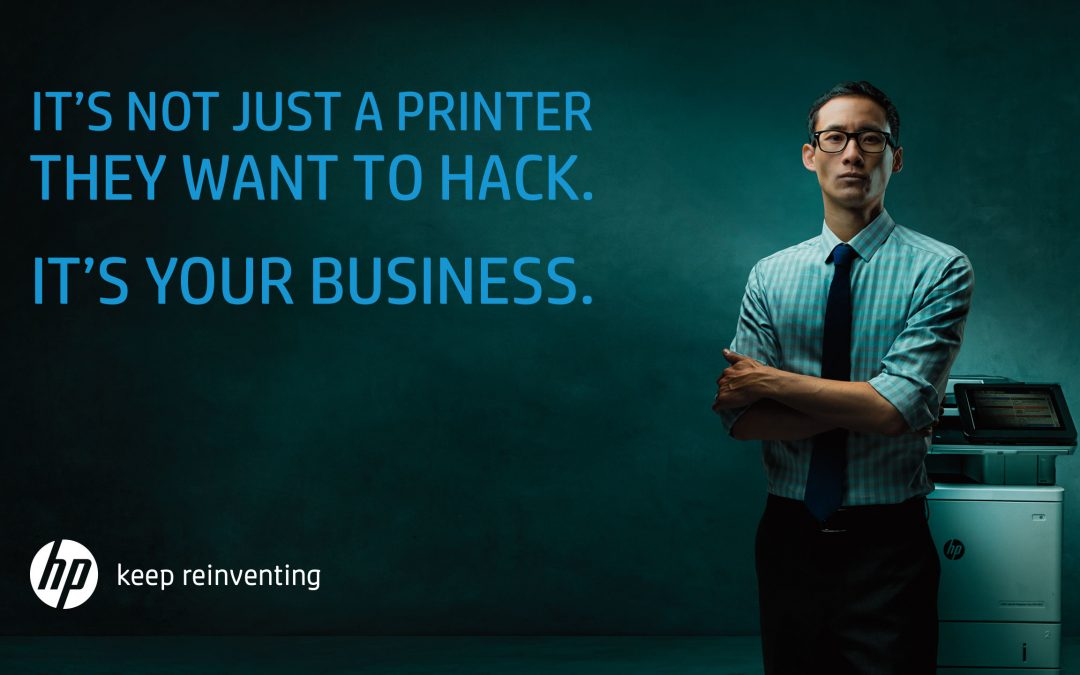 HP Has the Most Secure Printers in the World, Why Is This Important?