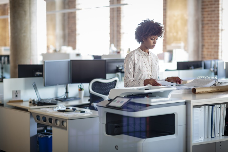 Print Volumes Are Shrinking – Are Managed Print Services Still Relevant?
