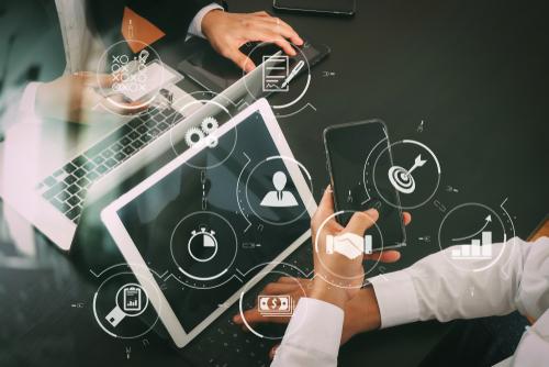 Flux de travail intelligent pour les ressources humaines – Attirez les meilleurs talents grâce à la transformation numérique de votre département RH (ressources humaines)