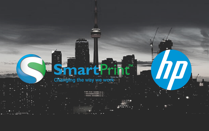 "SmartPrint Inc. Named ""HP Inc. Partner of the Year"" for 2019"